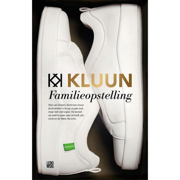 gesigneerde kluun familieopstelling boek