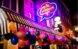 Kluun Cooldown Café